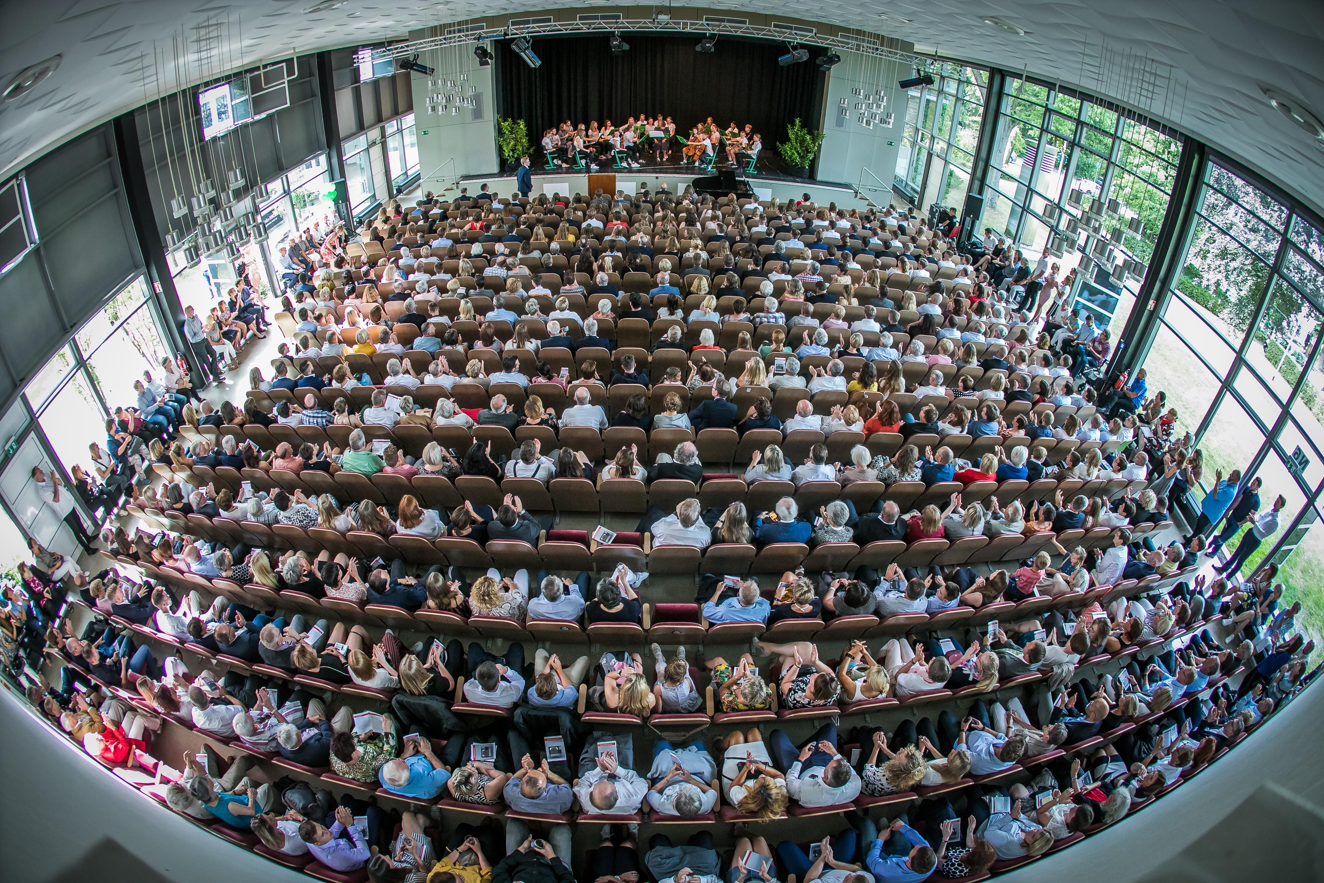 Abitur 2019 Zeugnisvergabe Ratsgymnasium Rheda-Wiedenbrück
