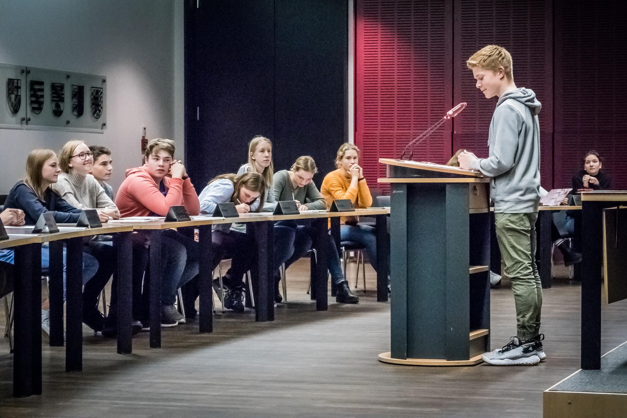 Ratsgymnasium Rheda-Wiedenbrück Exkursion Sozialwissenschaften Berlin 2019