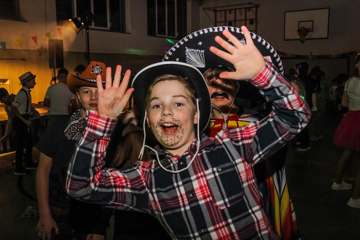 Ratsgymnasium Rheda-Wiedenbrück Karneval Party der SV 2020