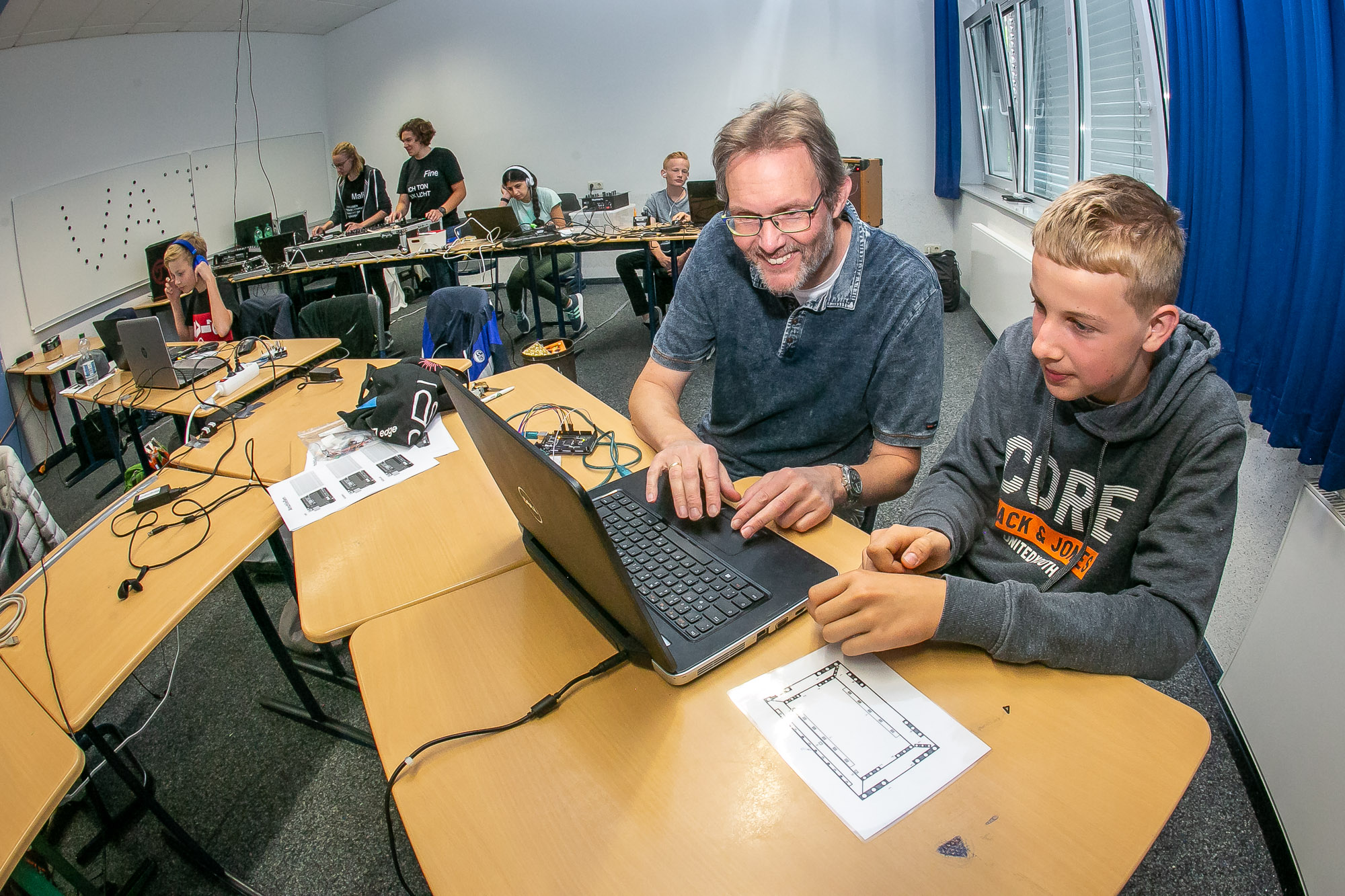 Projektwoche Ratsgymnasium Rheda-Wiedenbrück 2019