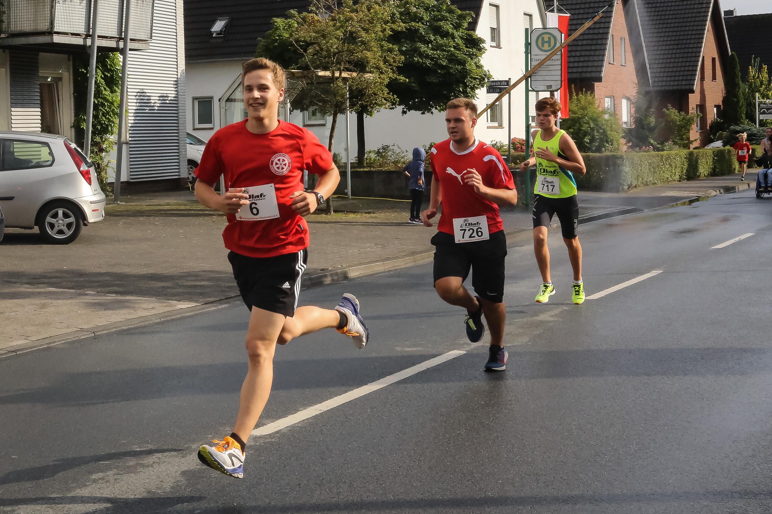 Laufen und Gutes tun 2017: Volkslauf in St. Vit